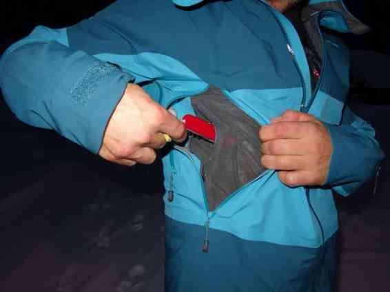 Scott Vertic Tour Jacket 5