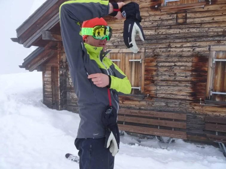 Haglöfs Touring Proof Jacket Men 12