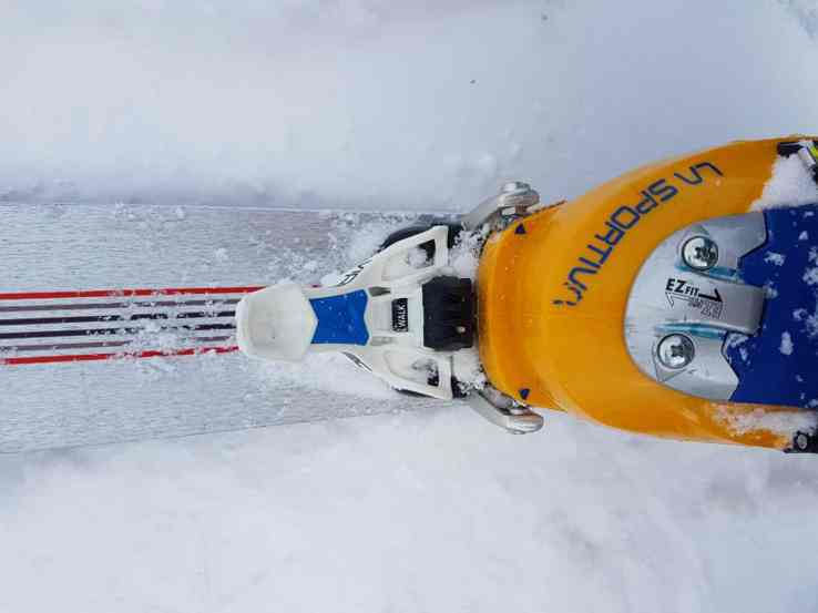 Ski-Modus