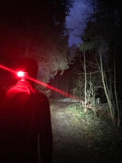 Petzl Nao+ Trailrunning 02