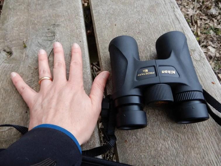 Nikon Prostaff 7s 10x30-9