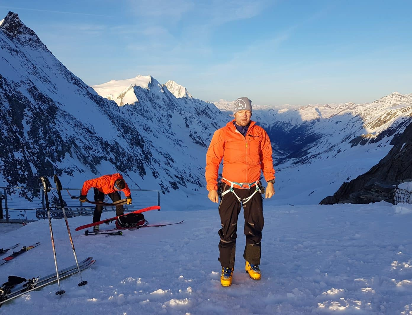 Choucas Light Klettergurt : Test blue ice choucas light harness ich liebe berge