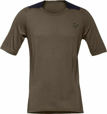 Norrona_Skibotn_WoolEqualiserT-Shirt_DarkOlive