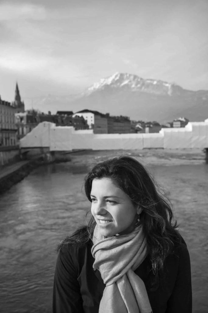 Nina Caprez fotografiert von Tobias Sutter