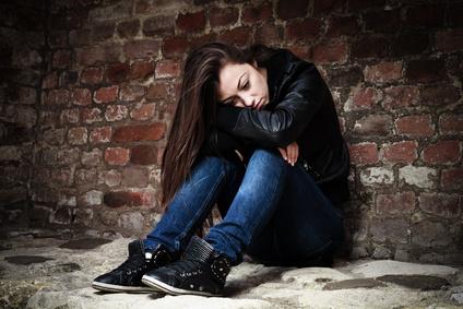 Negative Gefühle wirken sich auch auf das körperliche Wohlbefinden aus.