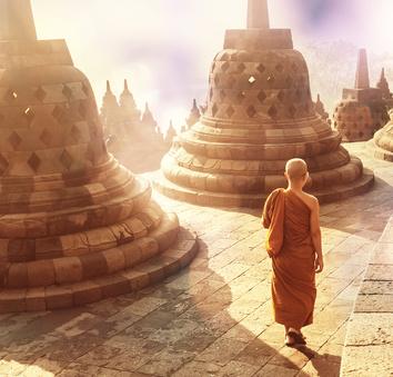 Die Metta-Meditation ist heute noch eine Der wichtigsten Meditationsformen im Budddhismus.