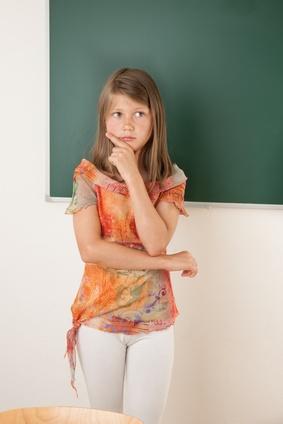 Achtsamkeit kann helfen, schüchterne oder ängstliche Schüler zu stärken.