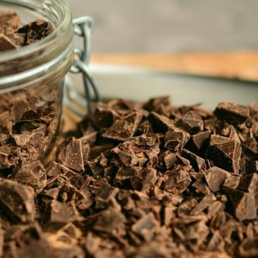 Achtsamkeit im Alltag: Schokolade essen