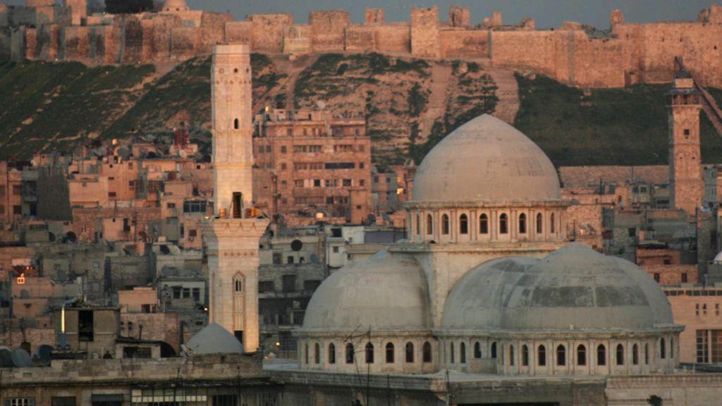 Profile Aleppo Syria S Second City Bbc News