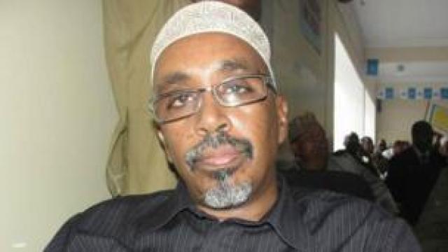 Shariif Xasan Sheekh Aadan, Madaxweynaha Koonfur Galbeed