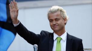 Αποτέλεσμα εικόνας για Geert Wilders