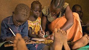 Brac school in South Sudan