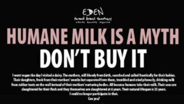 Vegan World Ad