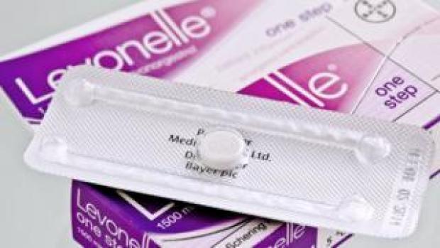 Levonelle emergency contraceptive pill