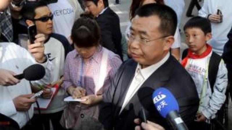 Jiang Tianyong in 2012