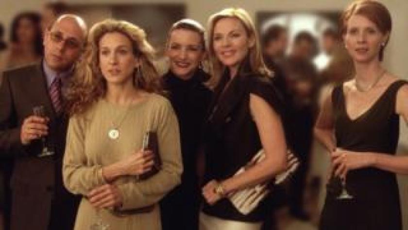 Sarah Jessica Parker, Kristin Davis, Kim Catrall y Cynthia Nixon, protagonistas de Sex and the City
