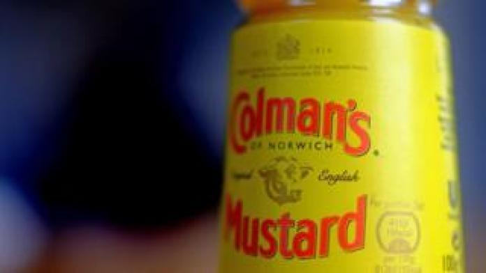 Colman's mustard