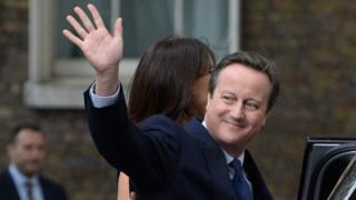 David Cameron is standing down as Witney MP