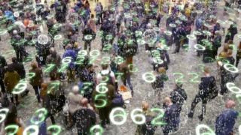 Matriz de números