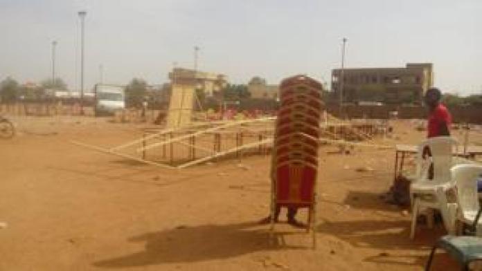 Plateau Omnisport Ouagadougou
