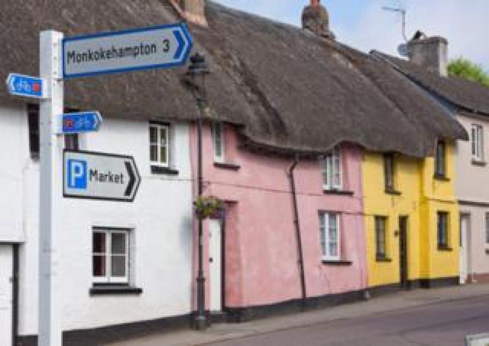 houses in Devon