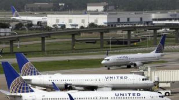 File image of Houston international airport