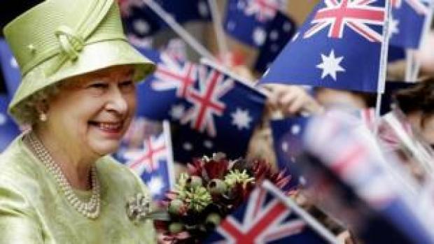 The Queen in Australia, 2006
