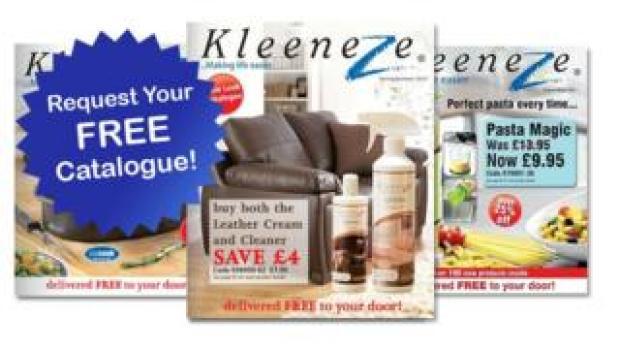 Kleeneze catalogue