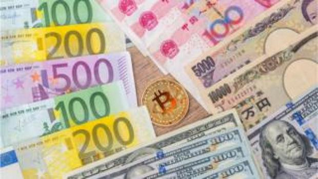 Chinese Yuan and Bitcoin