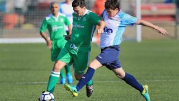 Andy Burnham football