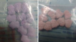 'Darth vaders' drugs warning