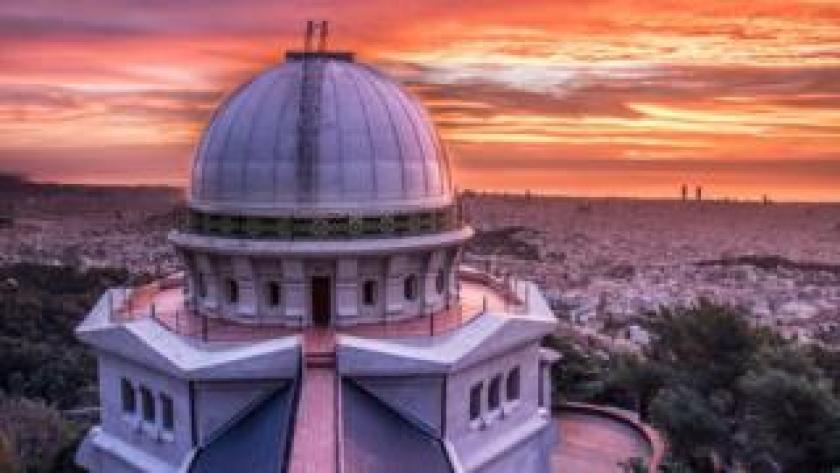 El Observatorio Fabra (Foto: Alfons Puertas)