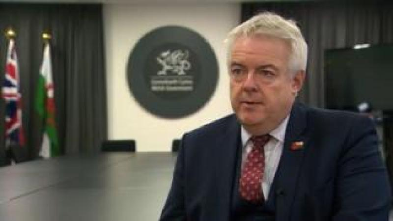 Carwyn Jones referred himself to an inquiry after allegations he had mislead the assembly over what he knew about allegations of bullying in 2014