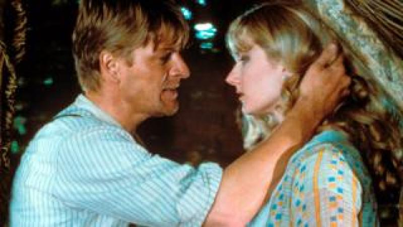 Sean Bean and Joely Richardson in the BBC's Lady Chatterley in 1993