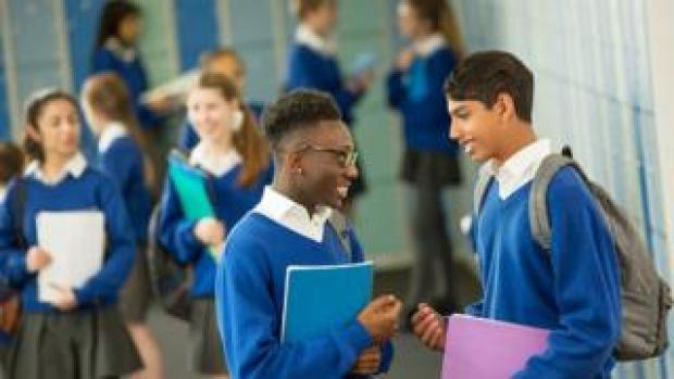 secondary pupils
