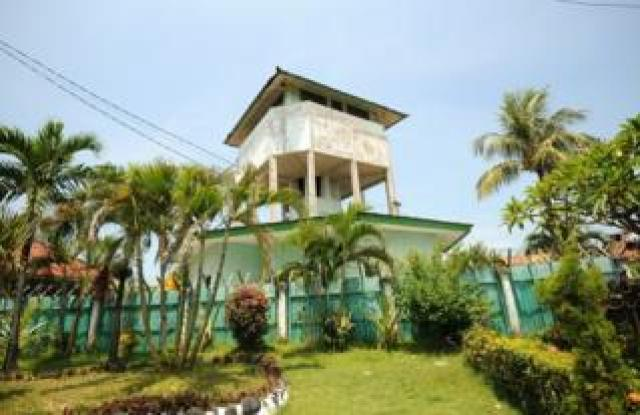 A general view of the maximum security cell at Bali's Kerobokan prison