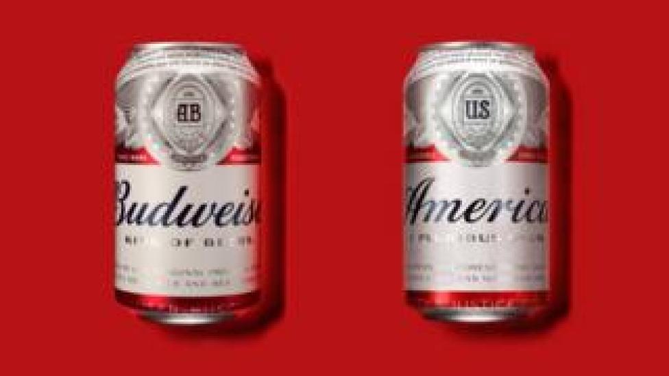 new Budweiser can