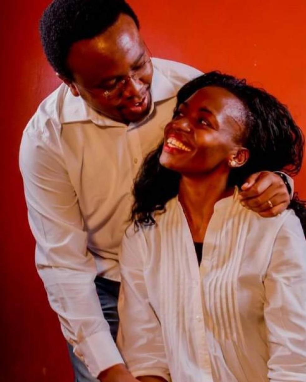 Tonny and Terry Gobanga