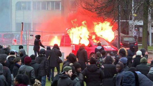 Bobigny riot, 11 Feb 17
