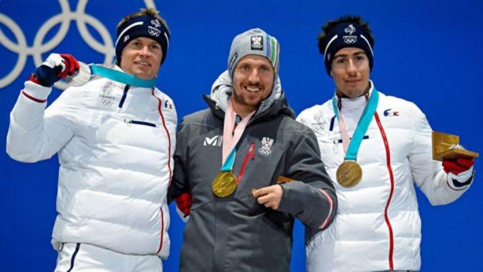 Los organizadores mandaron a fabricar 259 juegos de medallas.