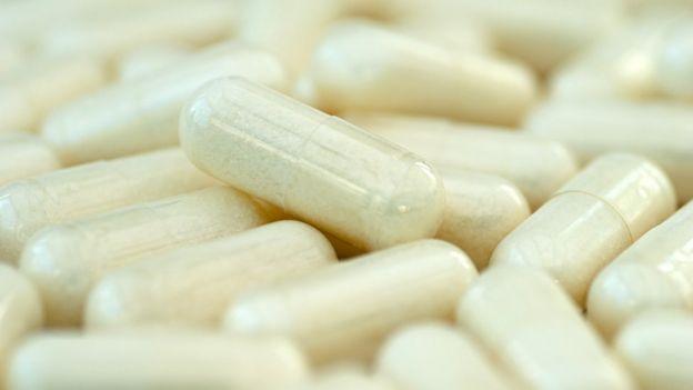 Píldoras de Glucosamina
