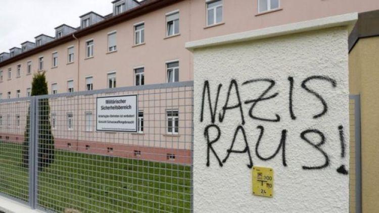 Un grafiti pintado en una barda