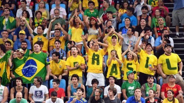 Brasileiros na Rio 2016
