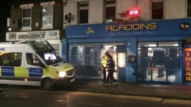 تشهد لندن ارتفاعاً في جرائم العنف وعصابات الدراجات التي تسرق الهواتف من أيدي المارة،
