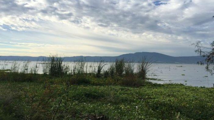 Lago de Chapala.