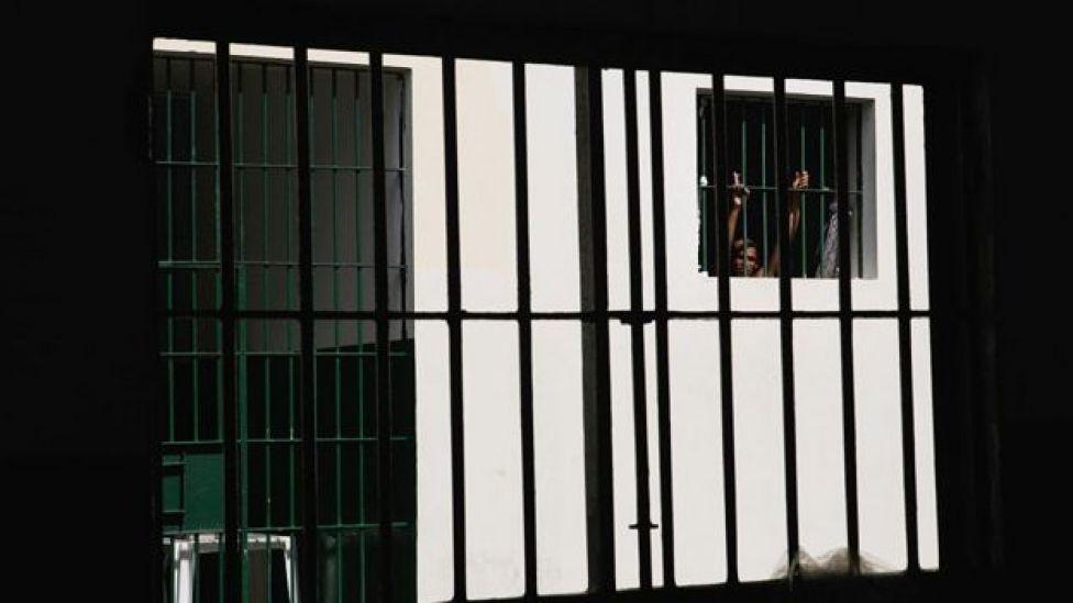 Foto de prisão