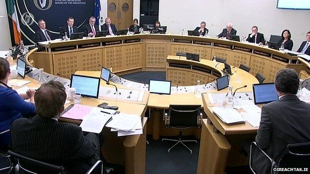 Image result for Irish public accounts committee