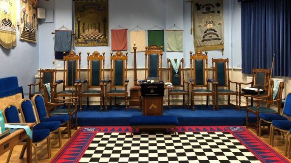 Honorable Fraternidad de la Antigua Masonería.