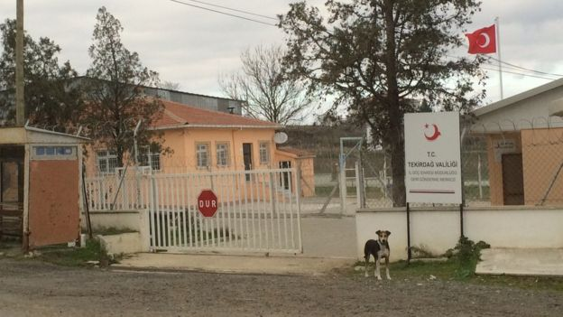 Tekirdag detention centre