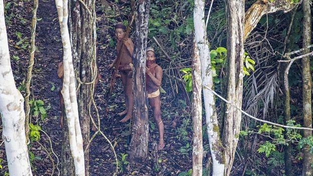 La tribu de Maíta